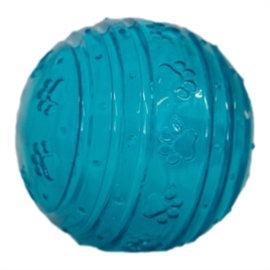 BioSafe Bio Smart puppy bal met mint smaak 7cm