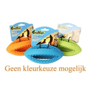 Happy Pet Grubber Rugbyball Mini 19cm