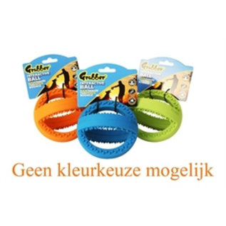 Happy Pet Grubber Voetbal Mini 12,5cm