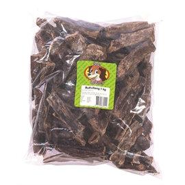 Petsnack Büffellunge 10-12 cm 1 kg
