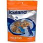 Icelandpet Icelandpet dried red fish skin 50gr