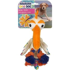 ALL FOR PAWS Hawaiian dog pelican with rope legs