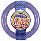 Happy Pet Tough Toy Rubber Ring 15x15x2,5cm