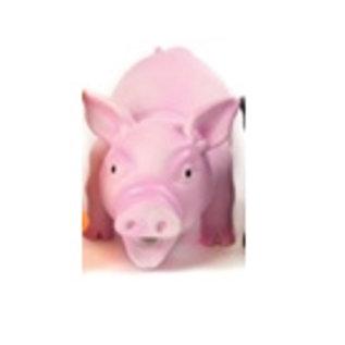 Doggy Dolittles Latex Boar 20cm Pink