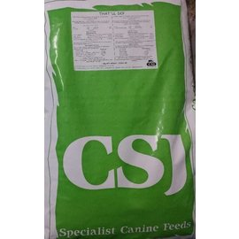 CSJ Natural That'll do 15kg