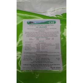 CSJ No Grainer 15kg