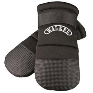 Trixie Walker Care Beschermschoen zwart 2st L 18x9cm