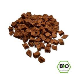 Cold & Dog Hähnchenwürfel getrocknet 100% Bio 100gr