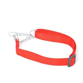 duvo+ Halsband slip Nylon 45-70cm/25mm
