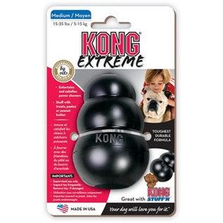 kong Kong Extreme Zwart Medium 5,5X5,5X9cm