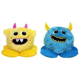 Good Boy Monster Squeaky Bods 8x8x11cm