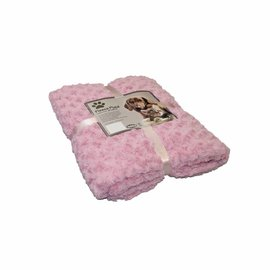 Nobby Deken Fleece 60x85 Roze