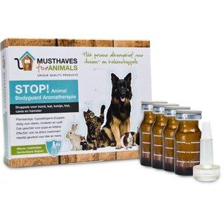 The Company of Animals Stop! Animal Bodyguard Aromatherapie 4x8ml