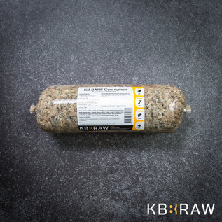 KB RAW Pens Gemalen 1kg - KB Raw