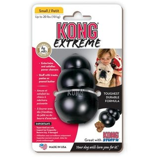 kong KONG Extreme Zwart Small