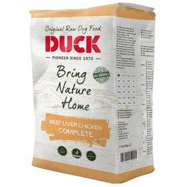 Duck Duck Complete - Rindfleisch / Leber / Huhn 1kg