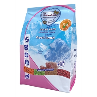 Renske Renske Fresh Frozen - Lamm 600gr
