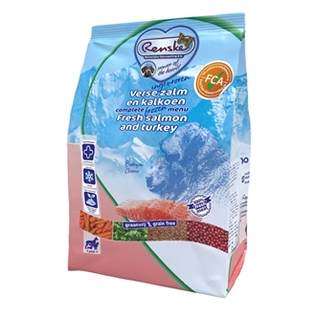 Renske Renske Fresh Frozen - Turkey 600gr