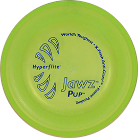 Hyperflite Jawz pup Lemon-Lime