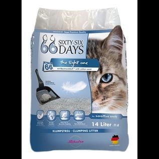 66 Days 66 Days Cotton Light 14 ltr cat litter