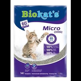 Biokat's Biokat's Cat Litter Micro Classic 14ltr