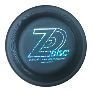 Hyperflite Z-Disc Standaard - Zwart