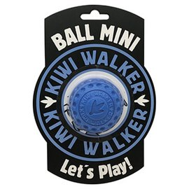 Kiwi Walker Let's Play! Bal Mini Blauw