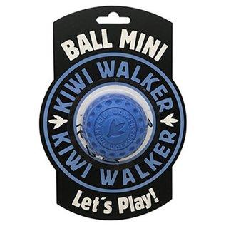 Kiwi Walker Let's Play! Bal Mini Blauw