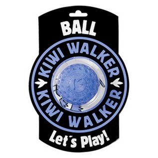 Kiwi Walker Let's Play! Bal Blauw