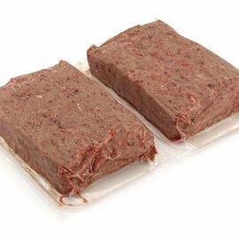 As-Pol Paardenvlees met bot 1kg (2x500gr)