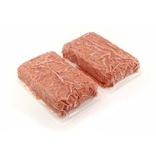 As-Pol Lamsvlees met bot en orgaanvlees 1kg (2x500gr)
