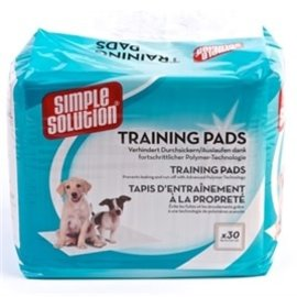 Simple Solution Puppy Training pads 54x57cm 30st