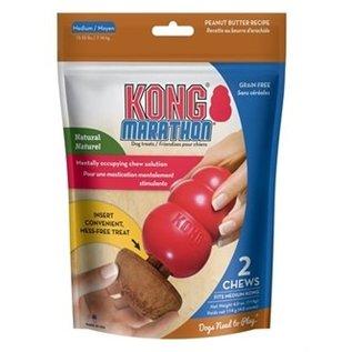 kong KONG Marathon Peanutbutter 6,5x6,5x5,5cm 2st