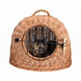 Trixie Rotan Kattenmand met deur Ø 50CM