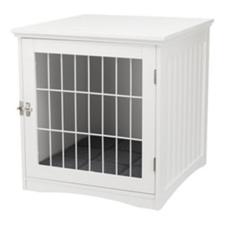 Trixie Home Kennel Wit 48x51x51cm