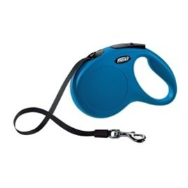 Flexi Flexi Rollijn Classic Tape Blauw M 5mtr