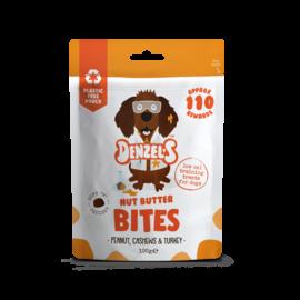 Denzel's Denzels Nussbutter Bites 100gr