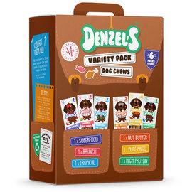 Denzel's Denzels Dog Chews Variety Pack (6 Sorten)