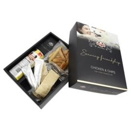 Snuffle Snuffle Chicken & Chips Box 670gr