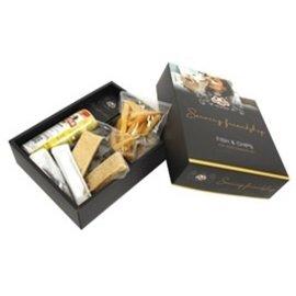 Snuffle Snuffle Fish & Chips Box 670gr