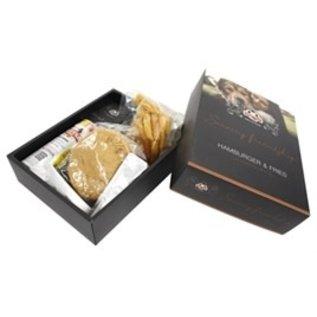 Snuffle Snuffle Hamburger & Chips Box 670gr