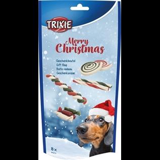Trixie Xmas Cadeauverpakking Snacks hond 200gr (8 stuks)