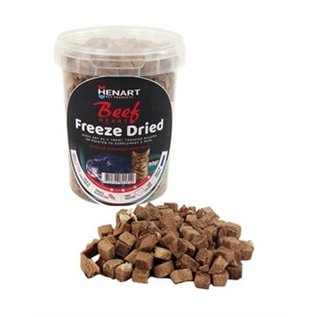 Henart Beef heart freeze-dried 90gr