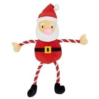 Good Boy Hug Tug Kerstman 75cm