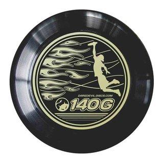 Daredevil Junioren Ultimate Disc - 140gr - Zwart