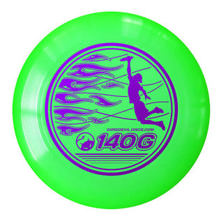 Daredevil Junioren Ultimate Disc - 140gr - Groen