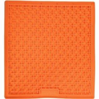 LickiMat Lickimat Buddy Oranje 28cm