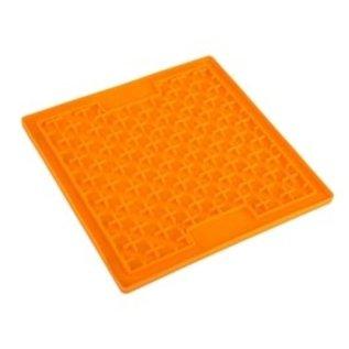 LickiMat Lickimat Buddy Oranje 20cm