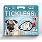 Tickless Tickless tick and flea defense for dog and cat - White