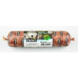 Carnis Carnis - Frischfleisch Huhn/Rind 500gr